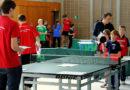 Tischtennis-Sportabzeichen für Jedermann am So., 27.1.